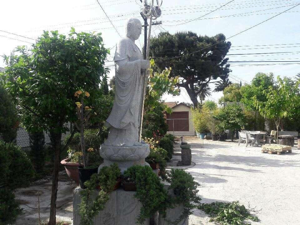 Kshitigarbha Statue